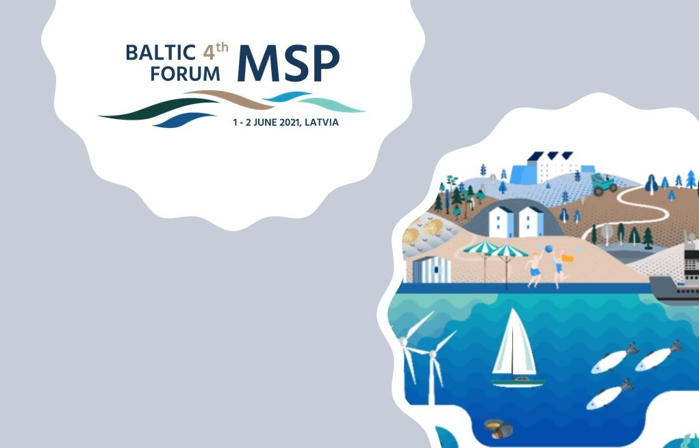 4th Baltic MSP Forum – registration is open